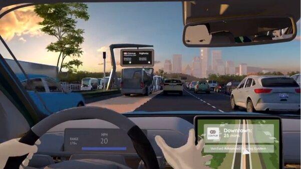 В американском штате построят первую встране трассу длябеспилотных автомобилей