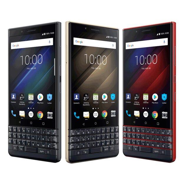 Внезапно: BlackBerry вернётся слинейкой 5G-смартфонов в2021 году