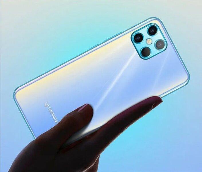 Анонс Gionee K3 Pro: смартфон ссамым странным расположением сканера отпечатков отзабытого бренда