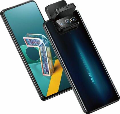 Представлены ASUS Zenfone 7 иZenfone 7 Pro стройной поворотной камерой иOLED-дисплеем на90 Гц