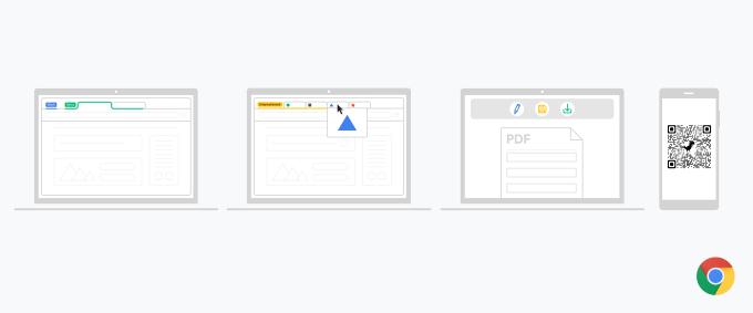 Google обновила Chrome: группировка вкладок иускоренная загрузка страниц