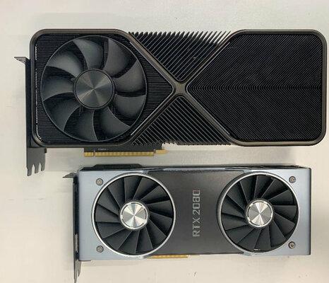 Слух: NVIDIA выпустит RTX 3090 с24 ГБ памяти
