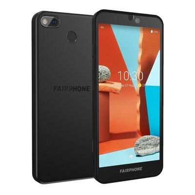 Модульный смартфон Fairphone 3+ получил усовершенствованные камеры