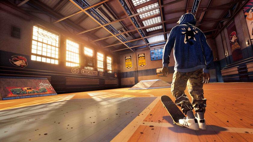 Время ностальгировать: скейтерская игра Tony Hawk's Pro Skater 1+2 ушла нарелиз