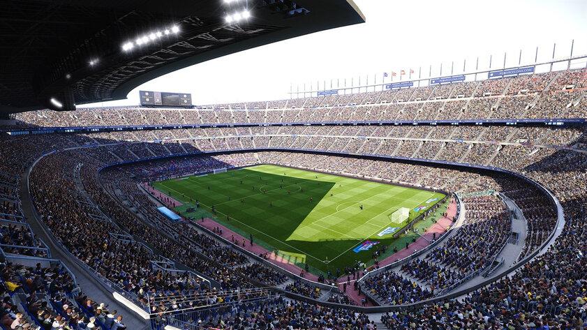 Вопреки конвейеру: eFootball PES 2021 вышла наПК иконсолях