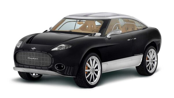 Российские бизнесмены возродят эксклюзивные спорткары Spyker