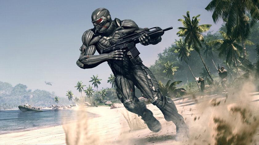 Пора апгрейдить компьютер: Crysis Remastered вышла наПК иконсолях