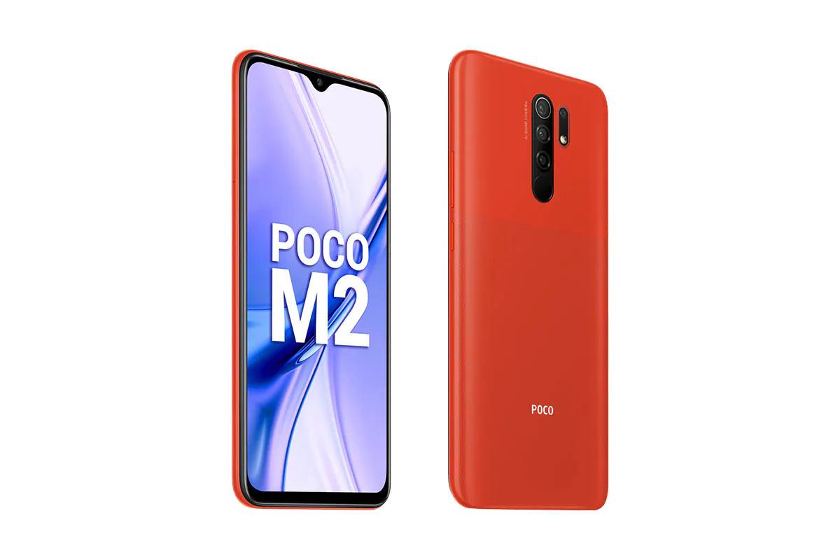 Xiaomi представила POCO M2: самый дешёвый смартфон суббренда POCO