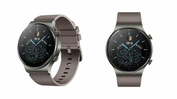 Huawei представила умные часы Watch GT 2 Pro иTWS-наушники FreeBuds Pro