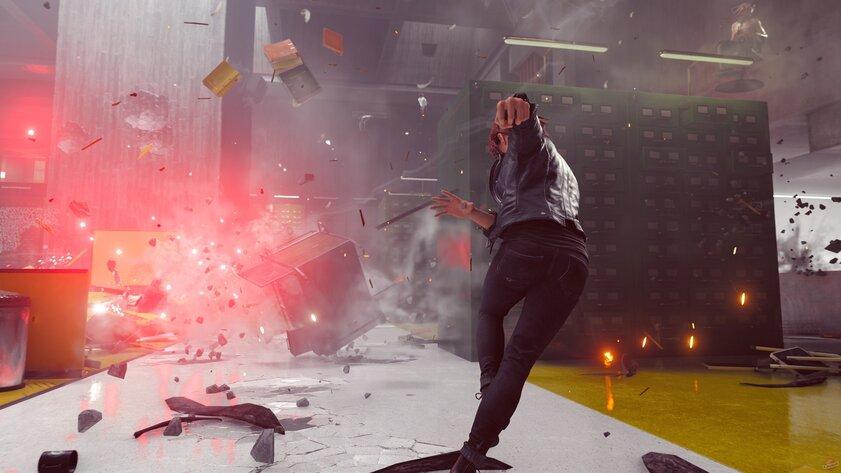 505 Games подарила Control: Ultimate Edition, а потом забрала обратно