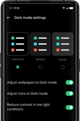 OPPO выпустила ColorOS11 набазе Android11: что нового икому доступно