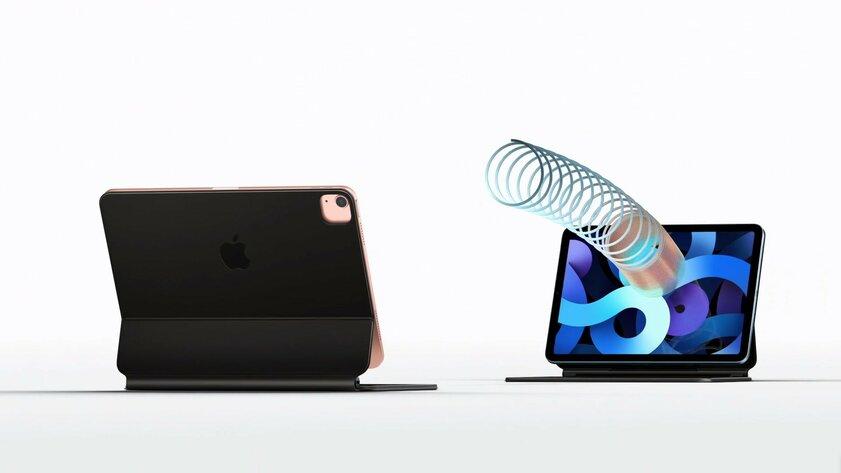 Цветные iPad Air безрамок инедорогие iPad (2020)— что показала Apple
