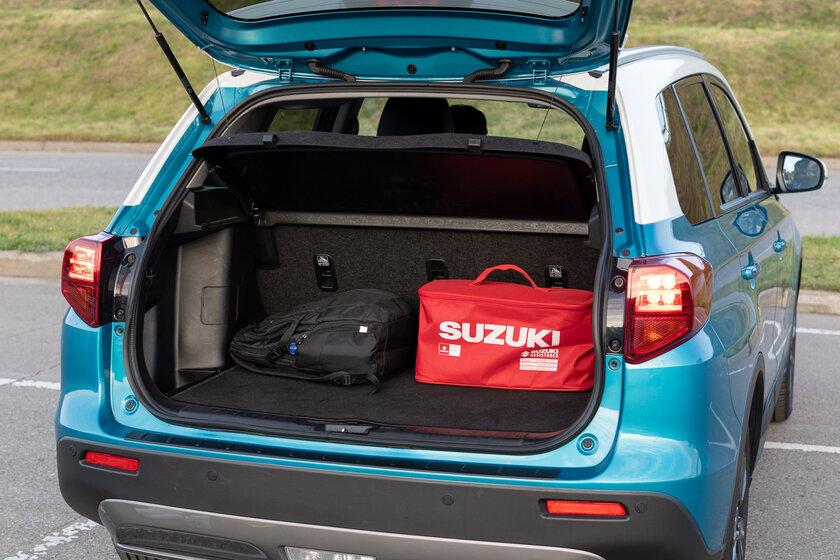 Для тех, кто хочет выделиться. Протестировали Suzuki Vitara'20 иответили наглавные вопросы