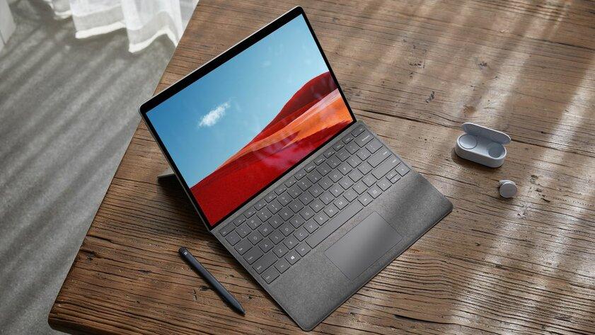 Microsoft представила конкурента хромбукам иобновлённый Surface Pro X сулучшенным ARM-процессором