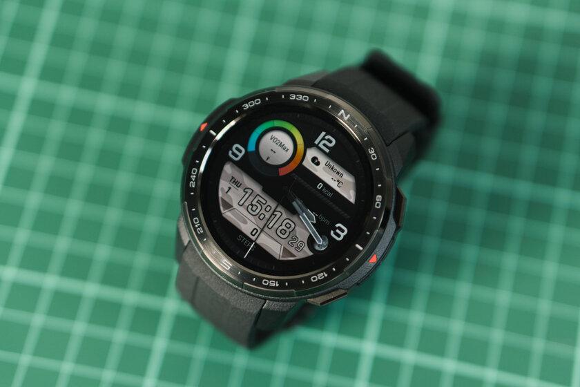 Обзор HONOR Watch GS Pro: датчик кислорода и25 дней автономности заполцены Apple Watch — Технические характеристики. 6
