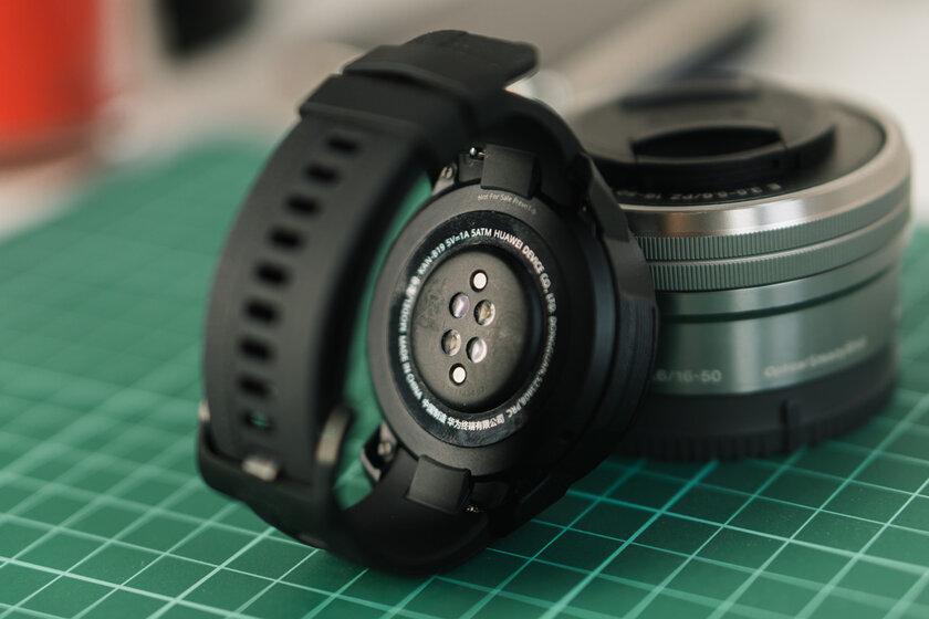 Обзор HONOR Watch GS Pro: датчик кислорода и25 дней автономности заполцены Apple Watch — Технические характеристики. 9