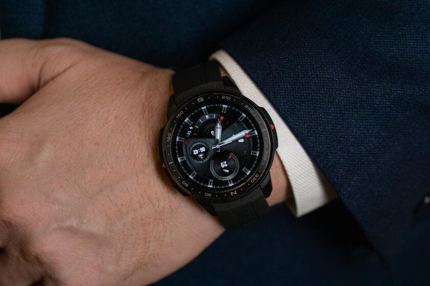 Обзор HONOR Watch GS Pro: датчик кислорода и25 дней автономности заполцены Apple Watch — Технические характеристики. 5
