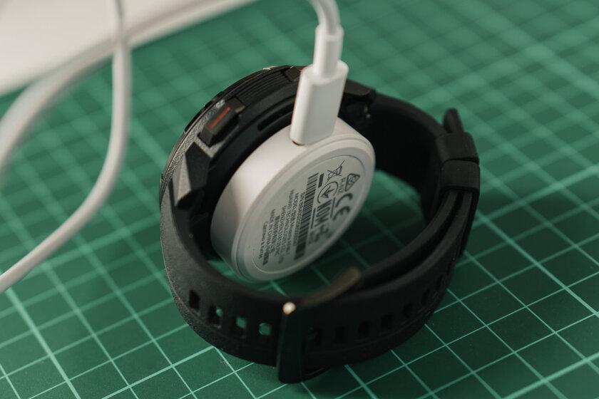 Обзор HONOR Watch GS Pro: датчик кислорода и25 дней автономности заполцены Apple Watch — Технические характеристики. 14