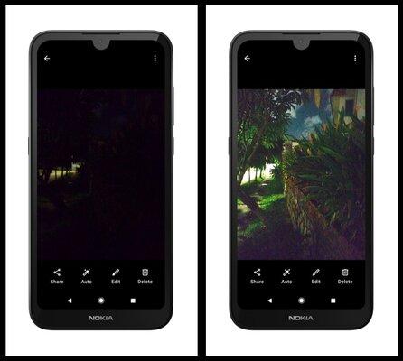 Google Camera Go длянедорогих смартфонов получила ночной режим