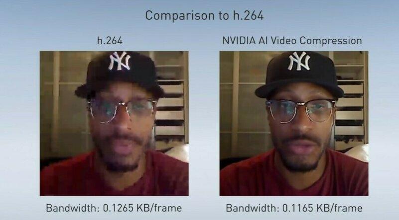 Живой аватар вместо человека: NVIDIA создала нейросеть длявидеоконференций