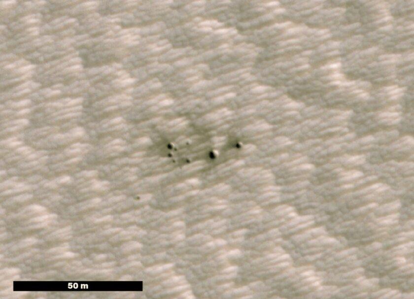 NASA использует ИИ дляпоиска кратеров наМарсе. Он справляется быстрее человека в480 раз