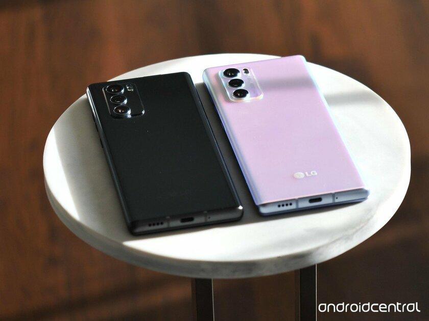 Обзор LG Wing— смартфона споворотным дисплеем. Будущее или неудачный эксперимент? — Аппаратное обеспечение. 1