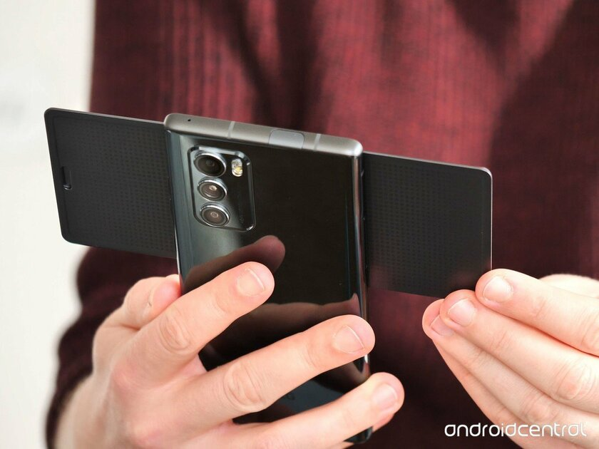 Обзор LG Wing— смартфона споворотным дисплеем. Будущее или неудачный эксперимент? — Аппаратное обеспечение. 4