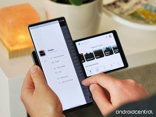 Обзор LG Wing— смартфона споворотным дисплеем. Будущее или неудачный эксперимент? — Программное обеспечение. 2