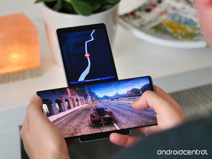 Обзор LG Wing— смартфона споворотным дисплеем. Будущее или неудачный эксперимент? — Программное обеспечение. 5