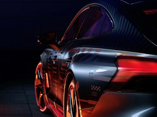 Как Audi создала уникальный звук дляe-tron GT