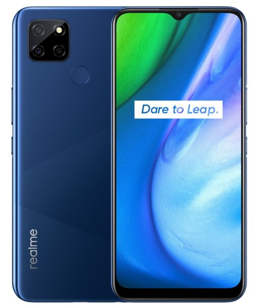 Realme представила Q2, Q2 Pro иQ2i: трио доступных 5G-смартфонов