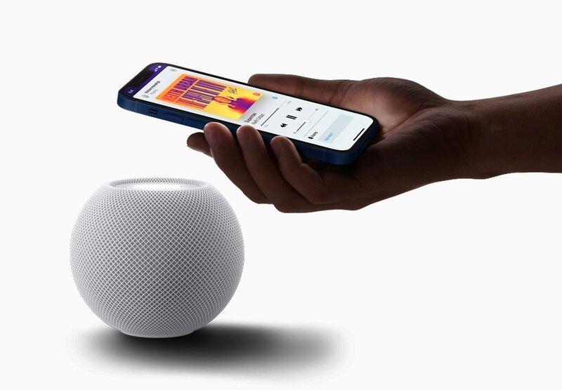 Интеллект иневероятный звук: Apple представила колонку HomePod mini