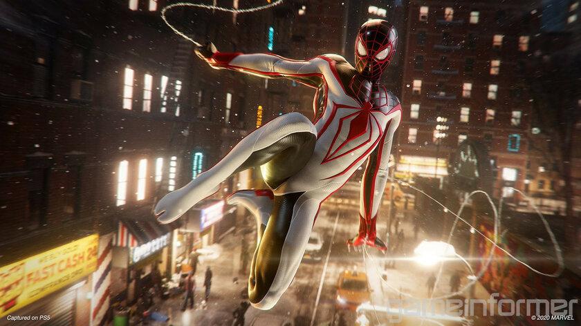 Детали нового Человека-паука дляPlayStation: меньше сюжета идва режима