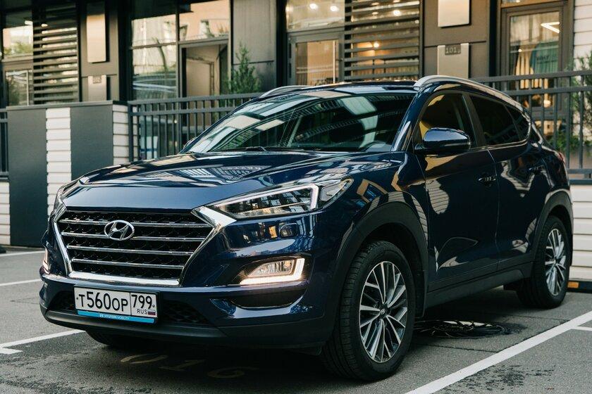 Hyundai подвела итоги работы онлайн-сервиса подписки наавтомобили вРоссии