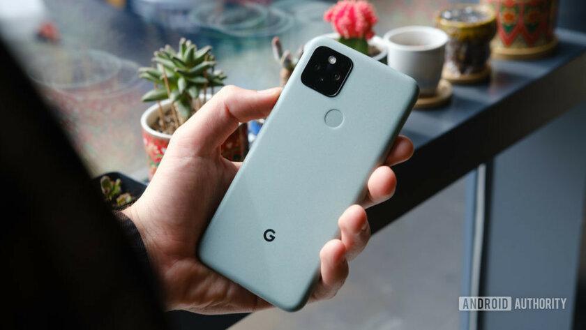 Обзор Google Pixel5: впервые камера могла бы быть илучше