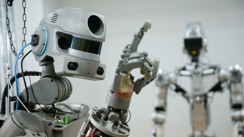 Российского робота дляоткрытого космоса испытают в2021 году
