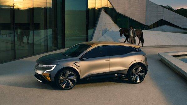 Renault представила народный электромобиль стоимостью около 10000 евро