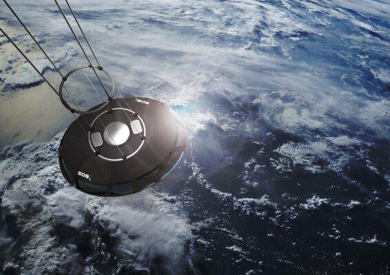 Ещё один стартап хочет отправлять туристов вкосмос… навоздушных шарах