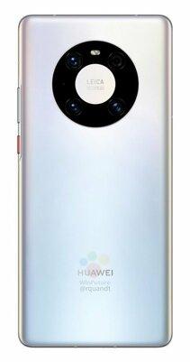 Huawei Mate 40 Pro полностью утёк всеть: характеристики ирендеры