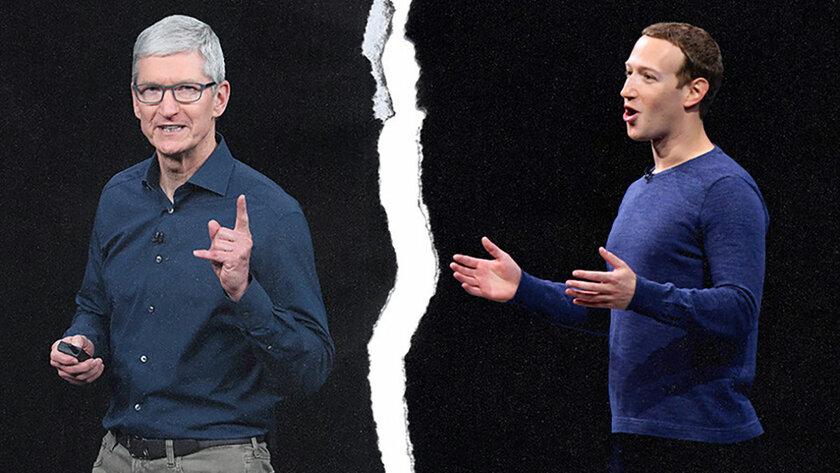 WSJ: Марк Цукерберг оказывает давление назаконодателей, чтобы те тщательно проверили Apple