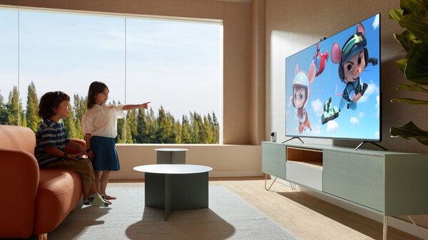 OPPO представила свои первые умные телевизоры сWi-Fi 6 иColorOS TV