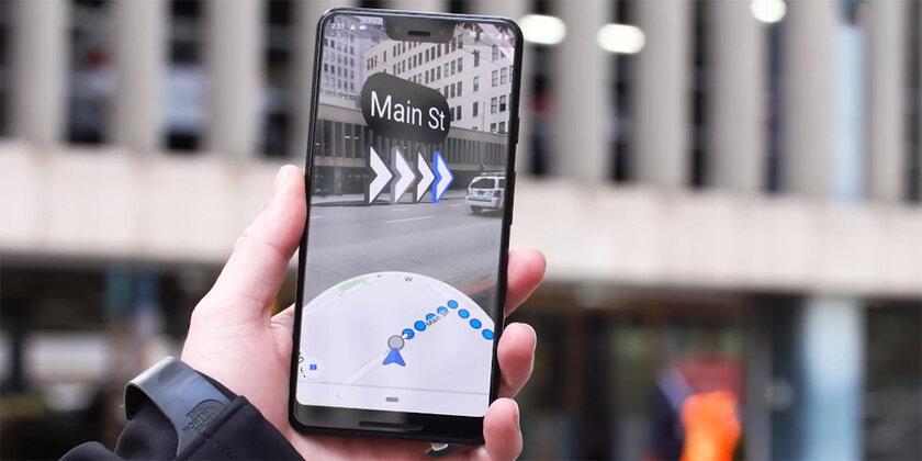 OPPO работает надновым алгоритмом навигации сточностью доодного метра