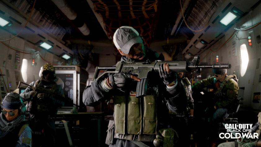 Давайте постреляем: Black Ops— Cold War отправилась врелиз