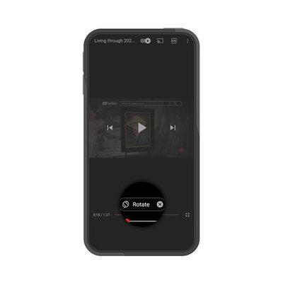 В YouTube длясмартфонов обновился плеер: новые кнопки, жесты итаймкоды