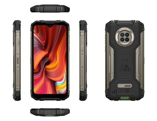Первый Андроид смартфон срежимом ночного виденья Doogee S96 Pro