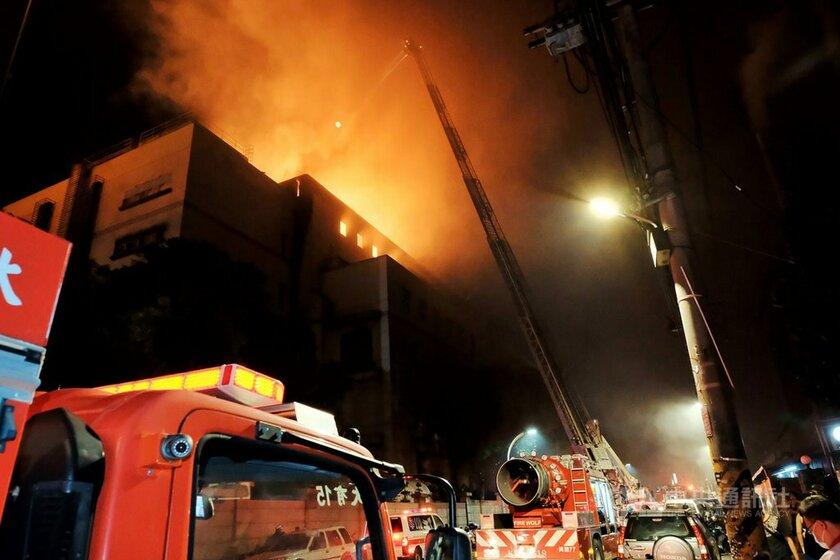 Поставки iPhone 12 подугрозой: натайваньском заводе вспыхнул большой пожар