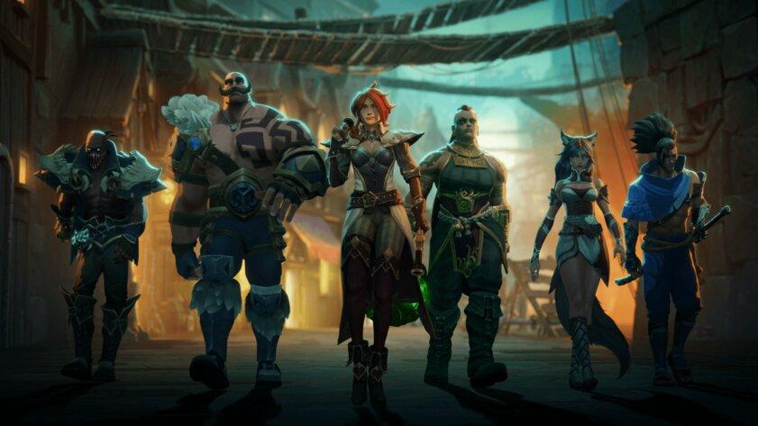 Riot Games анонсировала первую сюжетную игру повселенной Лиги Легенд