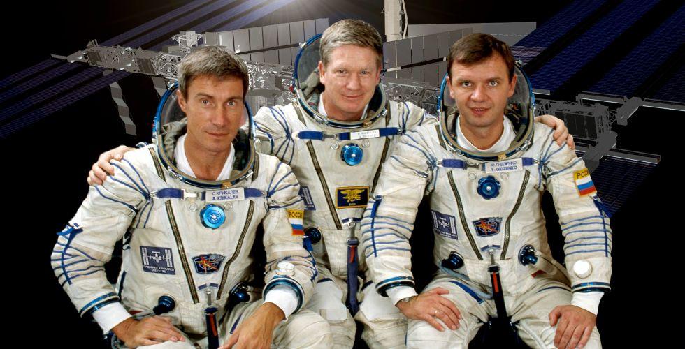 Первый пилотируемый полёт наМКС состоялся ровно 20 лет назад
