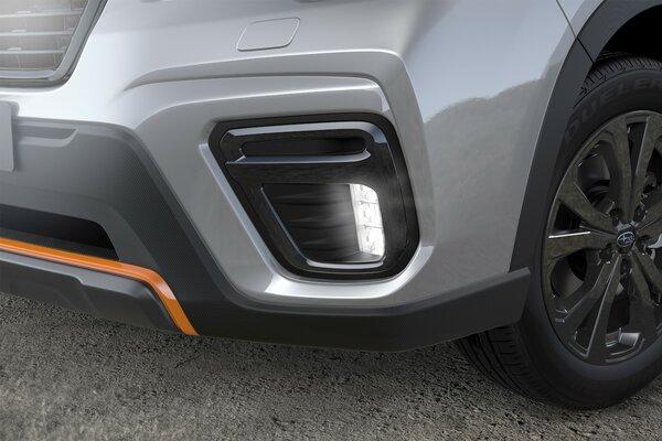 В России представили Subaru Forester Sport ссистемой мониторинга состояния водителя