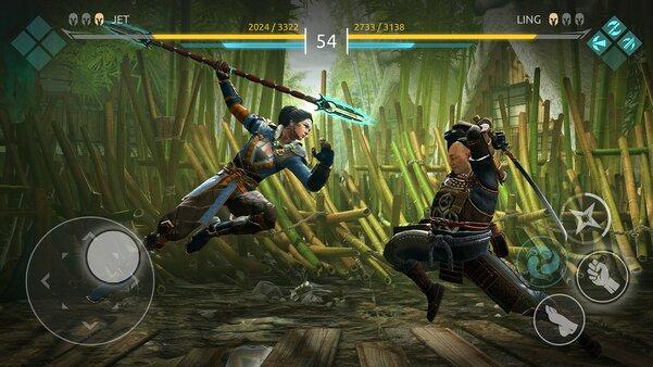 Вышел мобильный файтинг Shadow Fight Arena сонлайн-режимом
